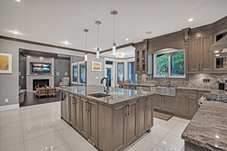 11-chefs-kitchen-alt-angle at 3087 141 Street, Elgin Chantrell, South Surrey White Rock