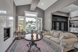 5-formal-living-room at 3087 141 Street, Elgin Chantrell, South Surrey White Rock