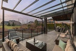 36-viewing-terrace-with-outdoor-fire-lounge at 355 198 Street, Campbell Valley, Langley
