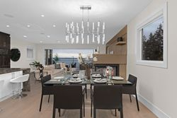 6-dining-room-with-view at 14705 Oxenham Avenue, White Rock, South Surrey White Rock