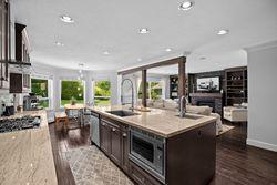 10-gourmet-kitchen at 13877 32 Avenue, Elgin Chantrell, South Surrey White Rock