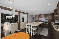 12-nook-to-kitchen at 13877 32 Avenue, Elgin Chantrell, South Surrey White Rock