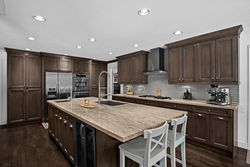 13-kitchen-island at 13877 32 Avenue, Elgin Chantrell, South Surrey White Rock