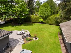 2-drone-angle-deck at 13877 32 Avenue, Elgin Chantrell, South Surrey White Rock