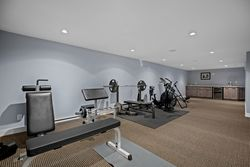 26-private-gym at 13877 32 Avenue, Elgin Chantrell, South Surrey White Rock