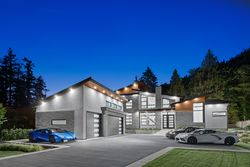 2-twilight-ground-level at 14358 Greencrest Drive, Elgin Chantrell, South Surrey White Rock