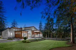 35-twilight-exterior-rear at 14358 Greencrest Drive, Elgin Chantrell, South Surrey White Rock