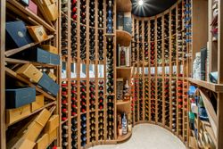24-wine-room at 13415 Vine Maple, Elgin Chantrell, South Surrey White Rock