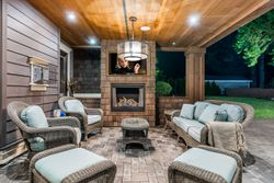 29-outdoor-lower-level-terrace at 13415 Vine Maple, Elgin Chantrell, South Surrey White Rock