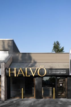 1-halvo-exterior at HALVÖ By Landcraft Group, South Surrey White Rock