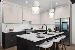 11-kitchen-angle at HALVÖ By Landcraft Group, South Surrey White Rock