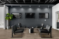 7-lounge-and-tv-display at HALVÖ By Landcraft Group, South Surrey White Rock