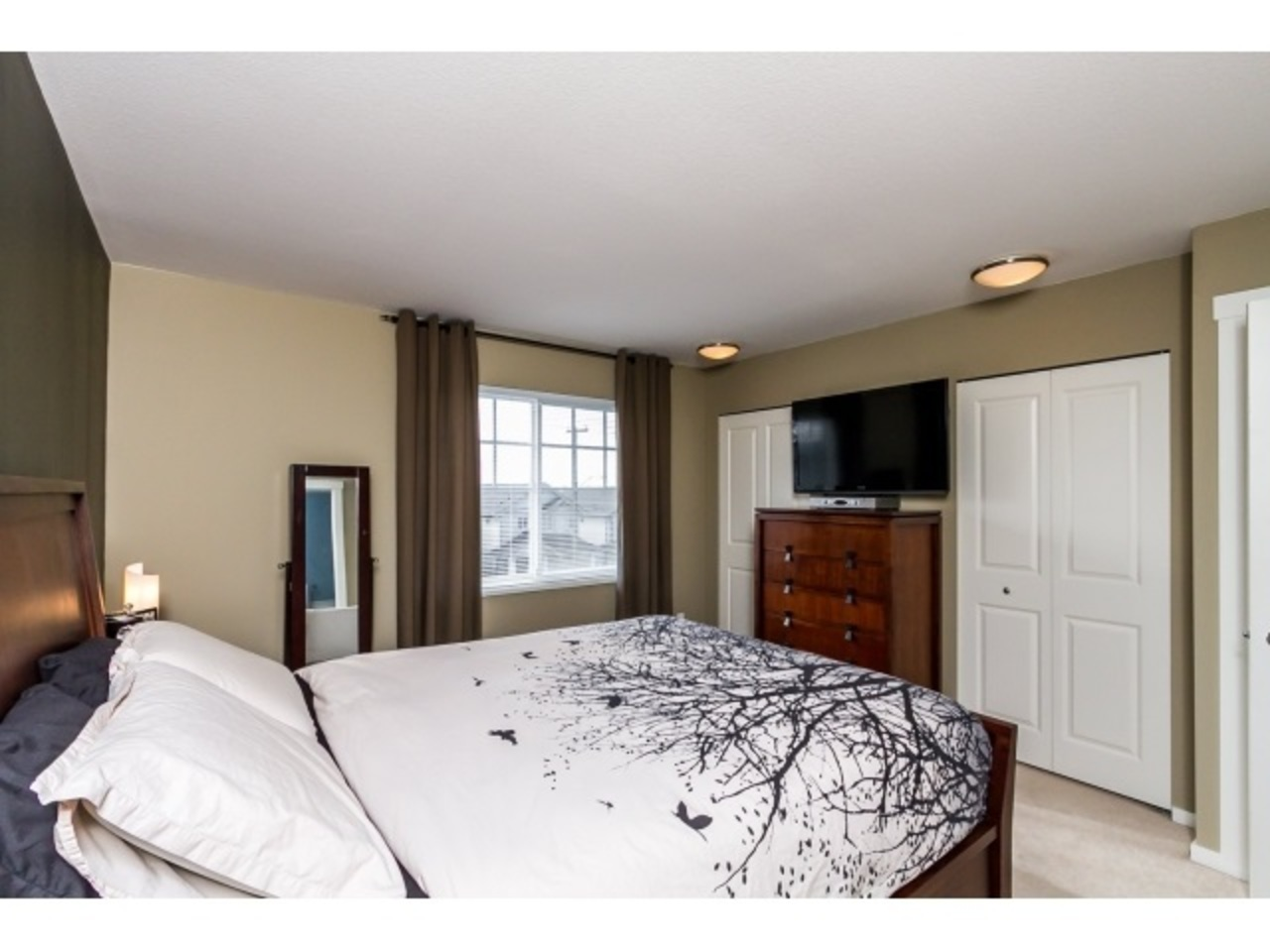 Master Bedroom 2 at 18 - 7238 189 Street, Clayton, Cloverdale