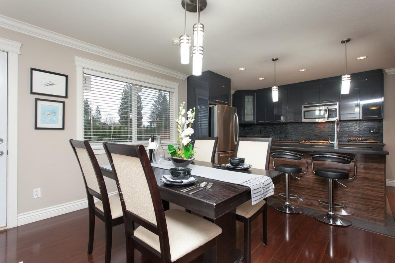 Dining Area at 8812 Trattle Street, Fort Langley, Langley