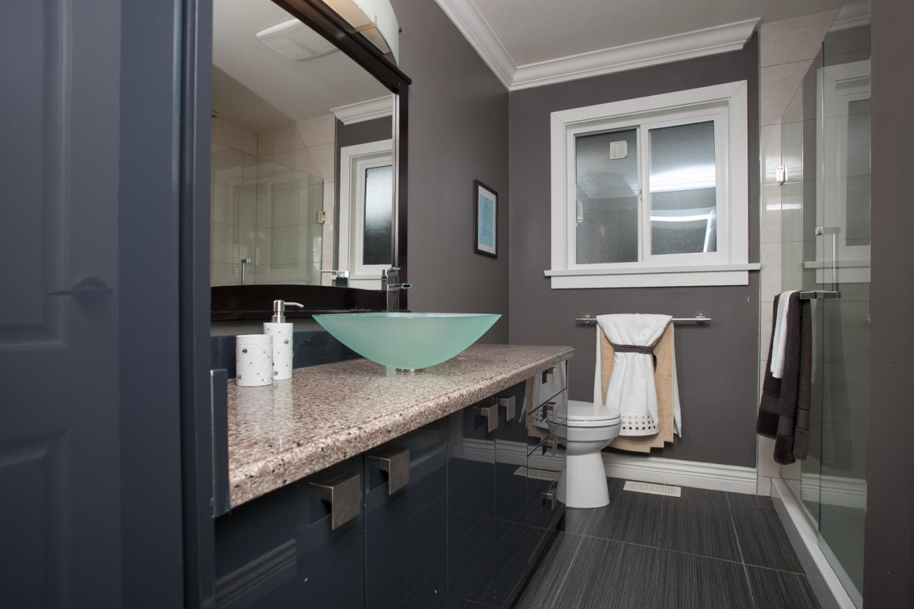 Bathroom 1 at 8812 Trattle Street, Fort Langley, Langley
