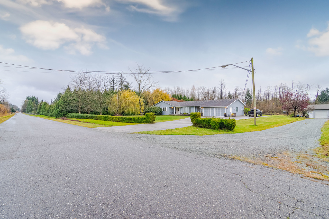 4 bedroom House on 5 Acres in beautiful Langley, BC by SolonREM.com at 26116 58th Avenue, Campbell Valley, Langley