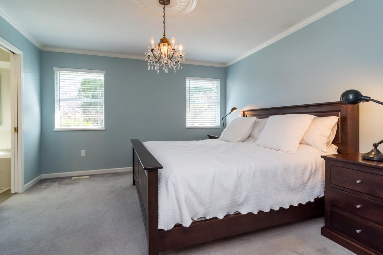 Master Bedroom 1 at 9744 205a Street, Langley City, Langley