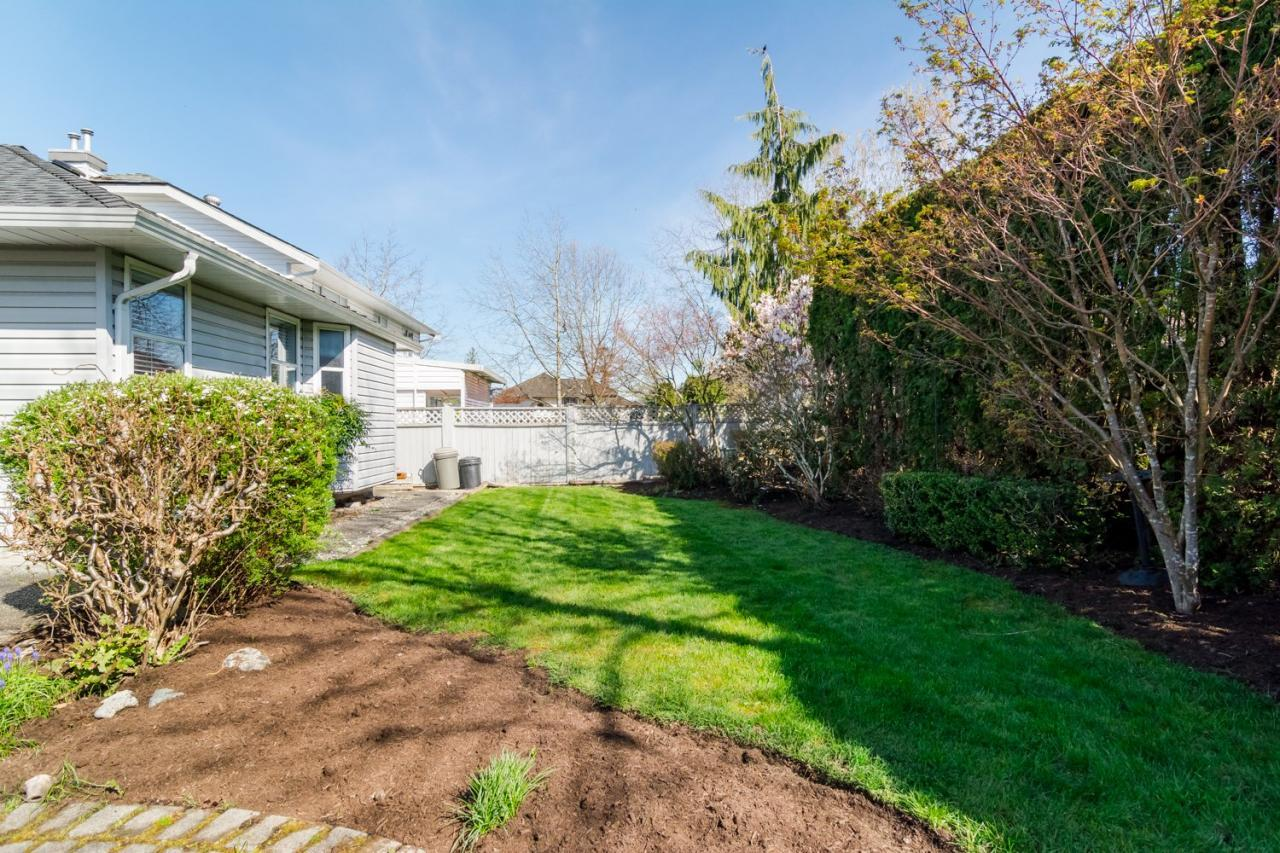 Backyard 1 at 9744 205a Street, Langley City, Langley