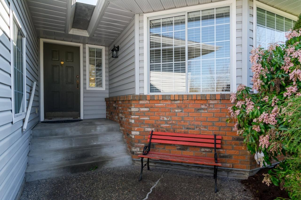 Front Door at 9744 205a Street, Langley City, Langley