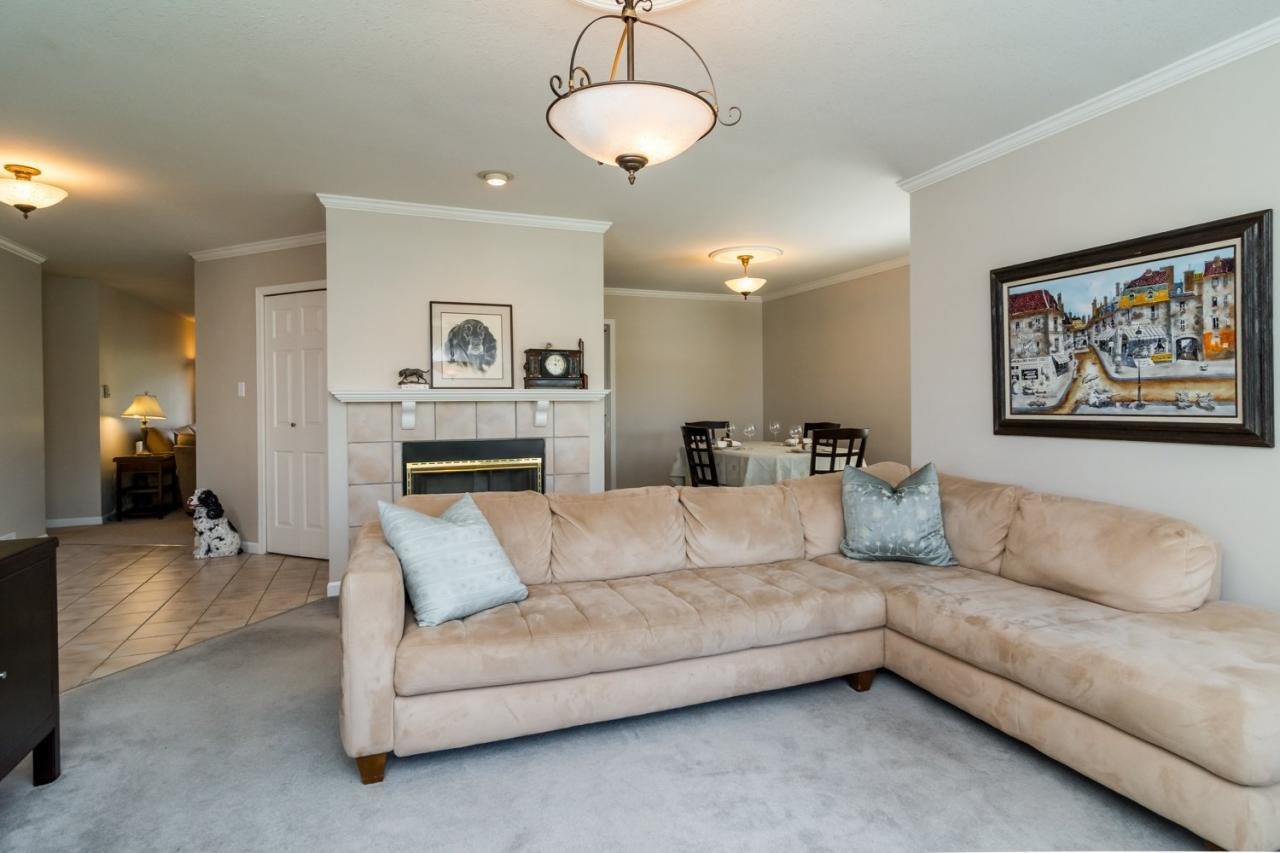 Spacious Living Room 3 at 9744 205a Street, Langley City, Langley