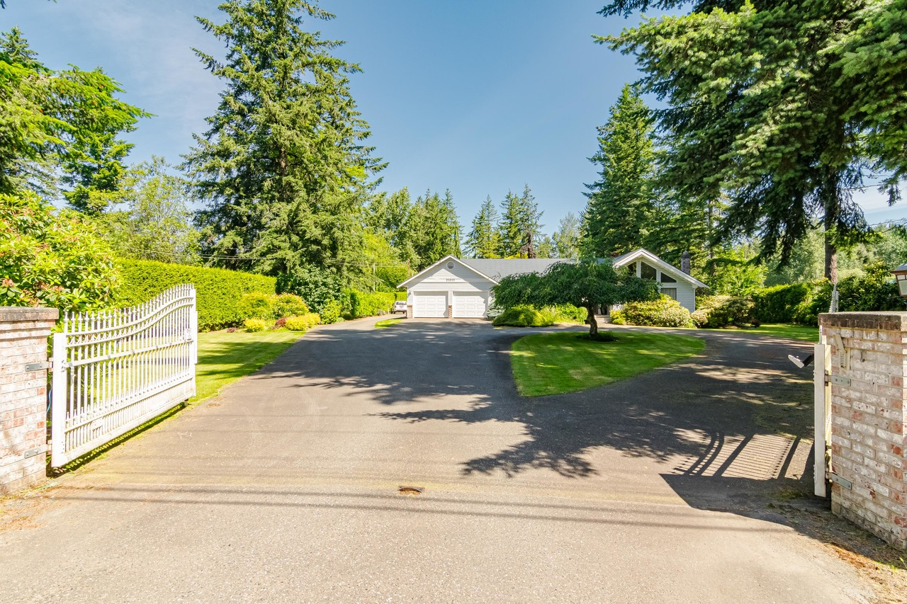 Beautiful Langley Acreage by Solon Real Estate Group at 25205 56 Avenue, Salmon River, Langley