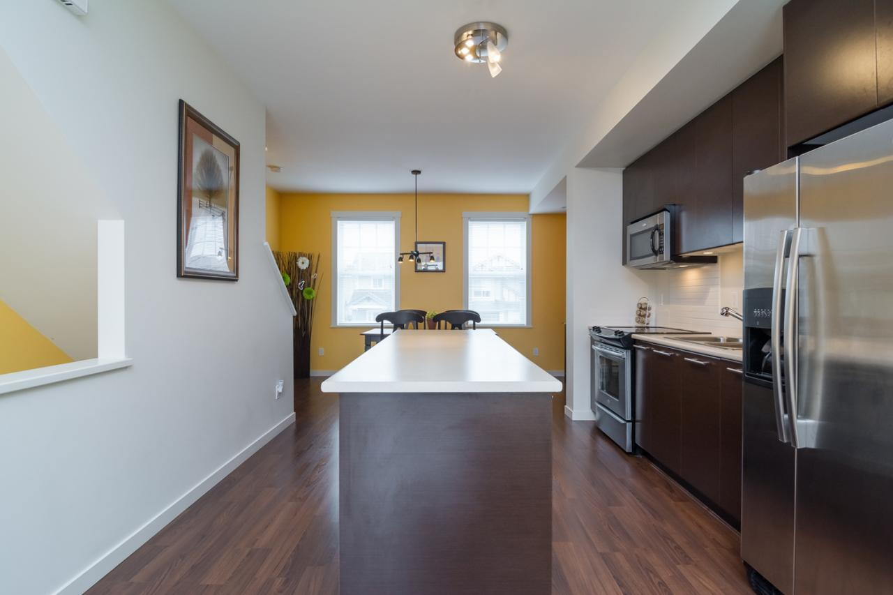 Sleek Island at 19 - 7238 189 Street, Clayton, Cloverdale