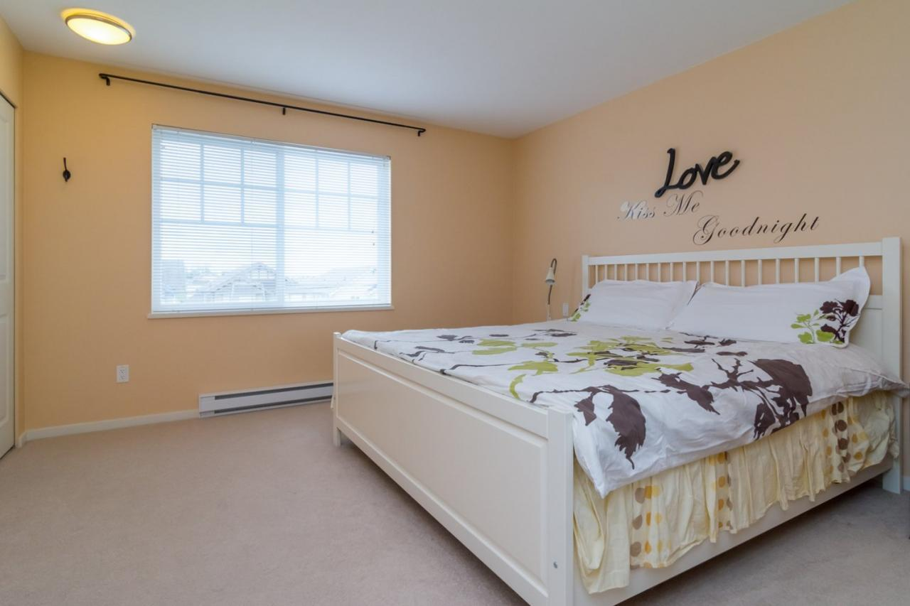 Spacious Master Bedroom at 19 - 7238 189 Street, Clayton, Cloverdale