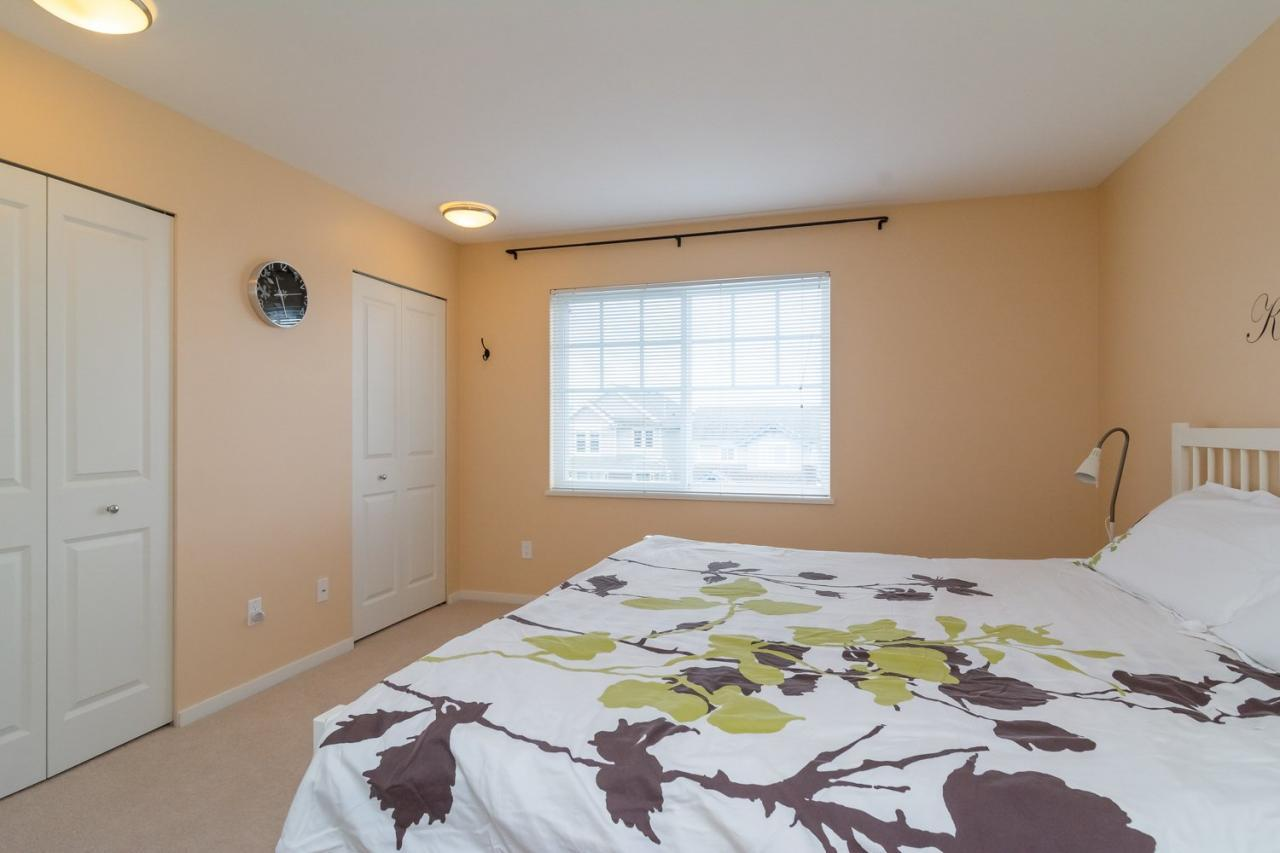 Double Closets at 19 - 7238 189 Street, Clayton, Cloverdale