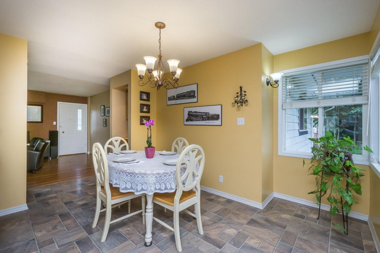 Dining Area at 8821 Trattle Street, Fort Langley, Langley