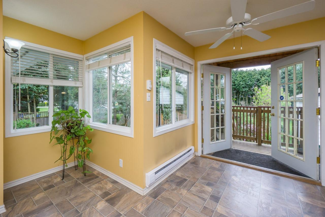 French Doors at 8821 Trattle Street, Fort Langley, Langley
