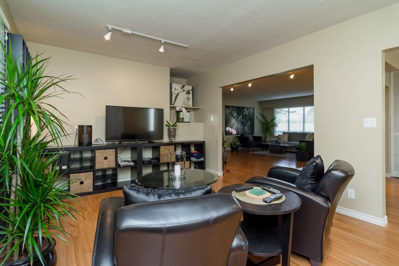 TV Room at 11520 95 Avenue, Annieville, N. Delta