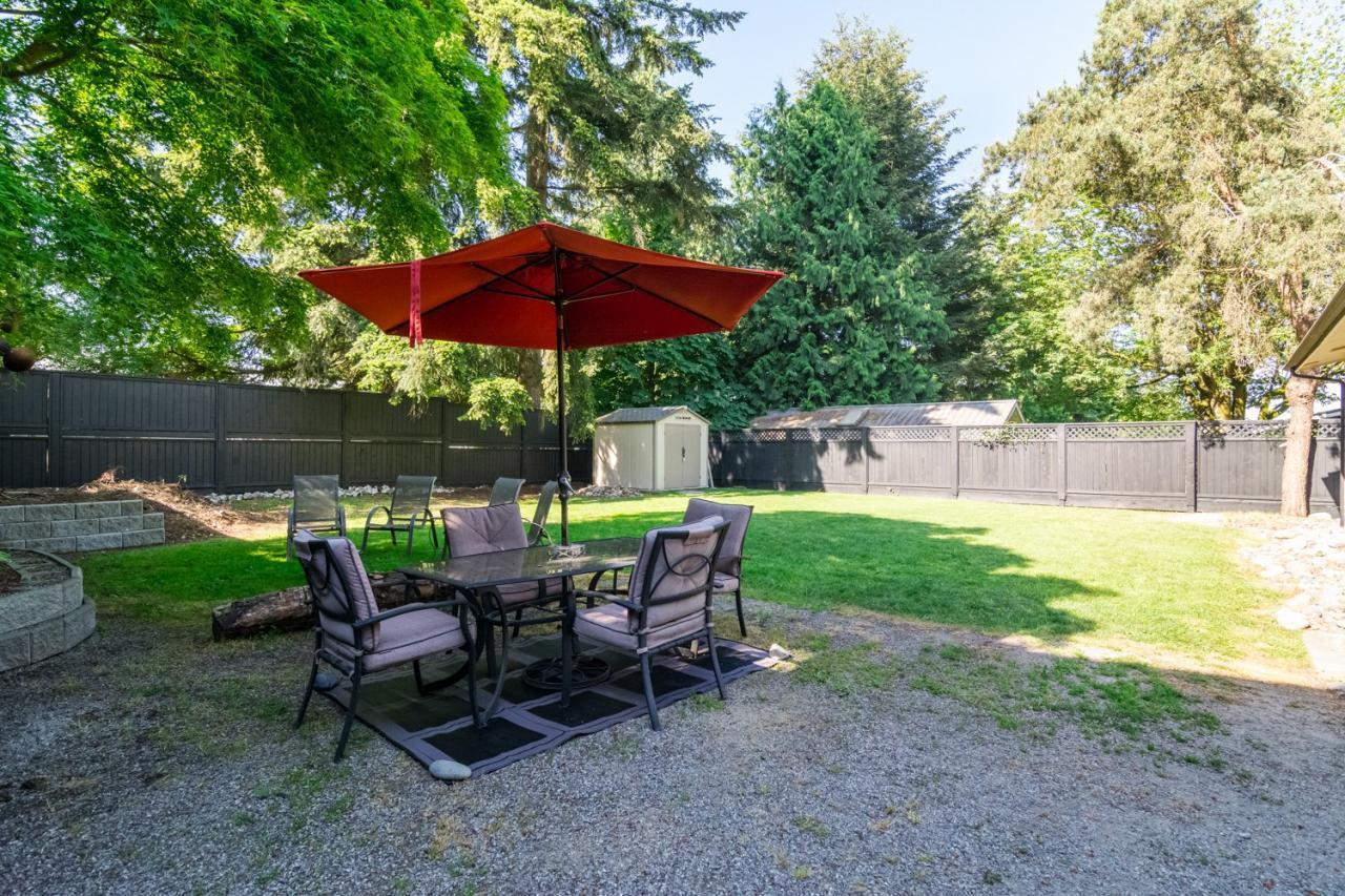 Backyard at 11520 95 Avenue, Annieville, N. Delta