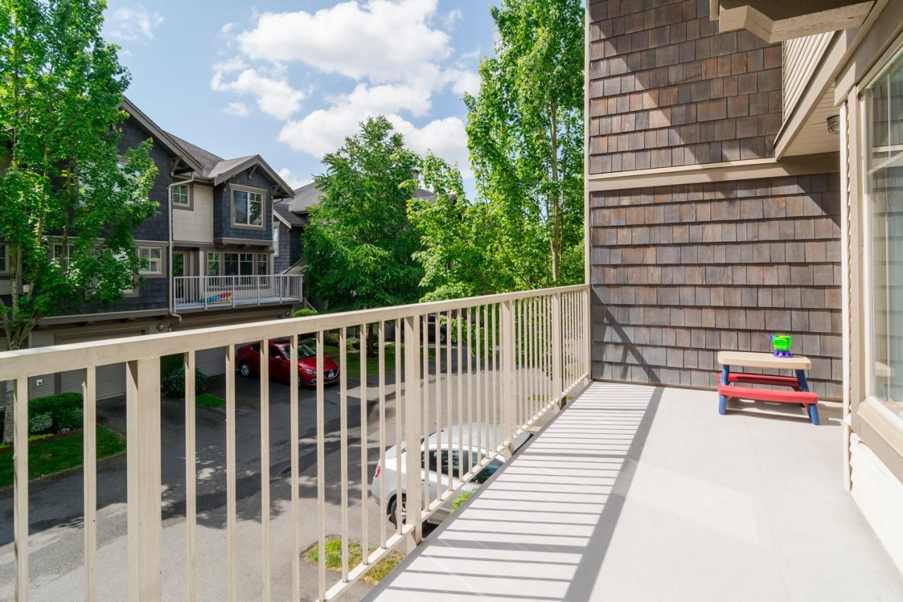 Deck at 22 - 20761 Duncan Way, Langley