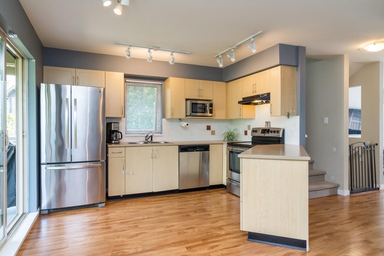 Kitchen at 22 - 20761 Duncan Way, Langley