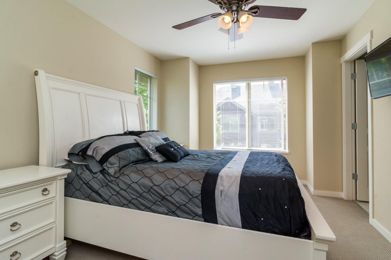Master Bedroom at 22 - 20761 Duncan Way, Langley