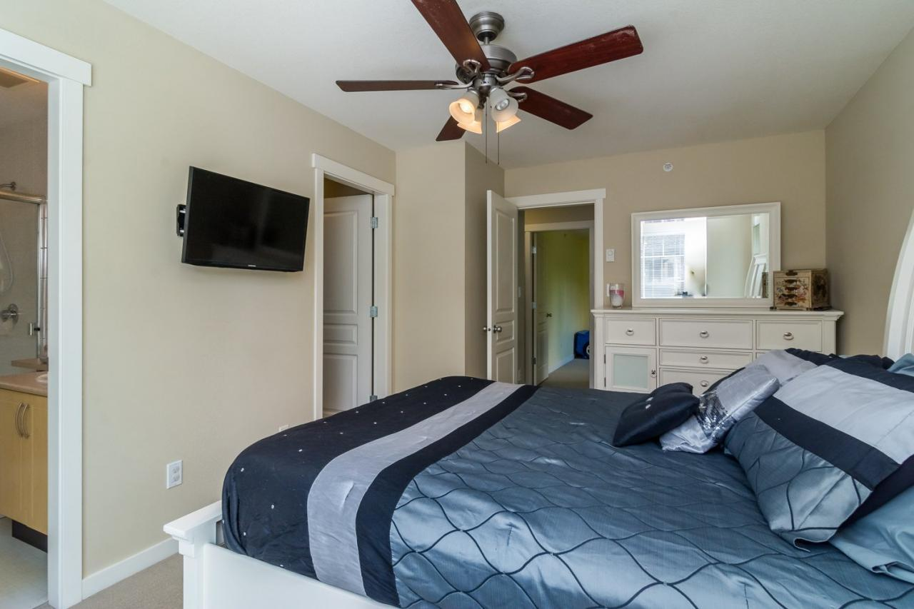 Master Bedroom 3 at 22 - 20761 Duncan Way, Langley