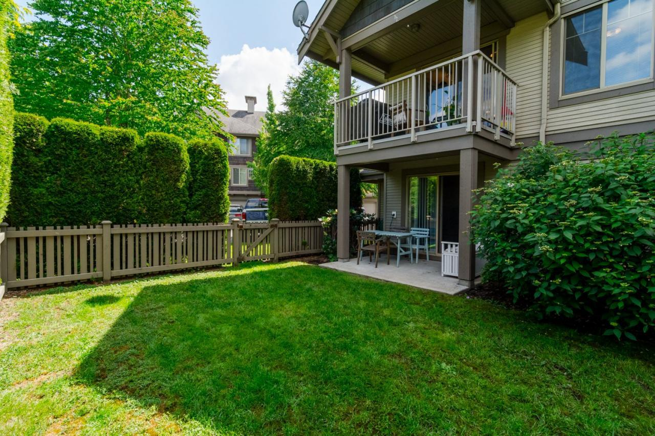 Patio at 22 - 20761 Duncan Way, Langley