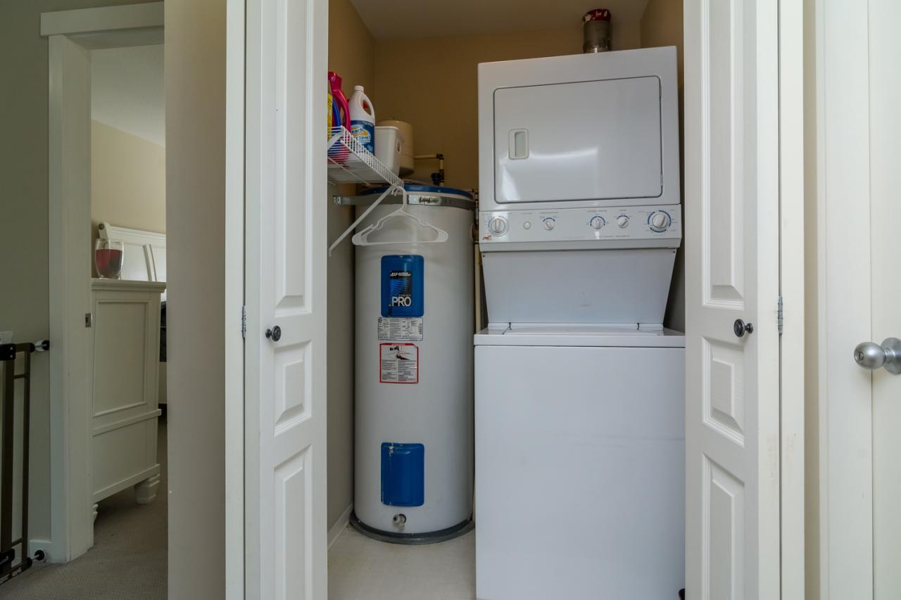 Laundry at 22 - 20761 Duncan Way, Langley