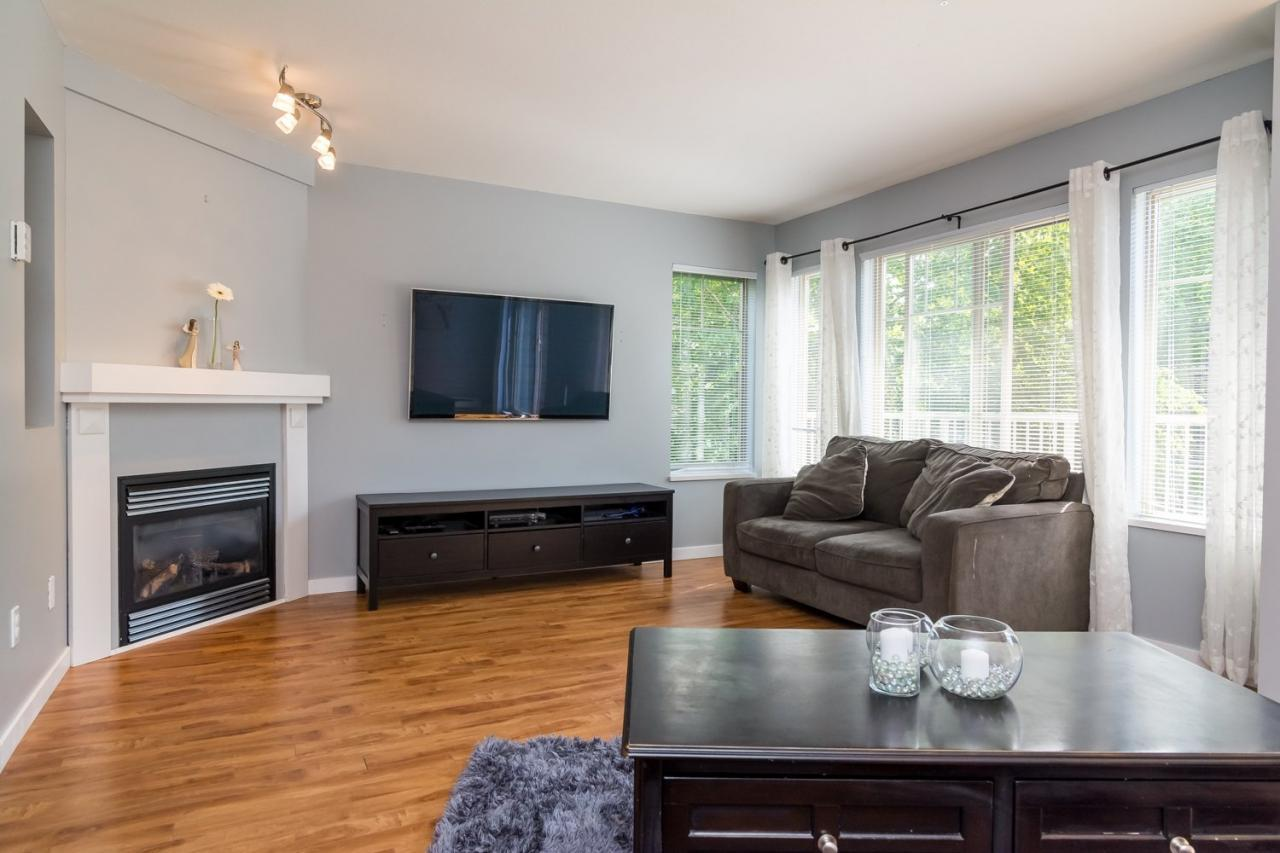 Living Room at 22 - 20761 Duncan Way, Langley
