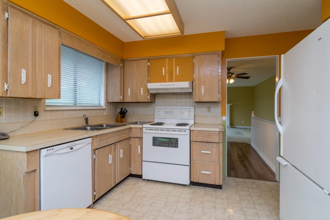 Kitchen  at 9473 212a, Langley