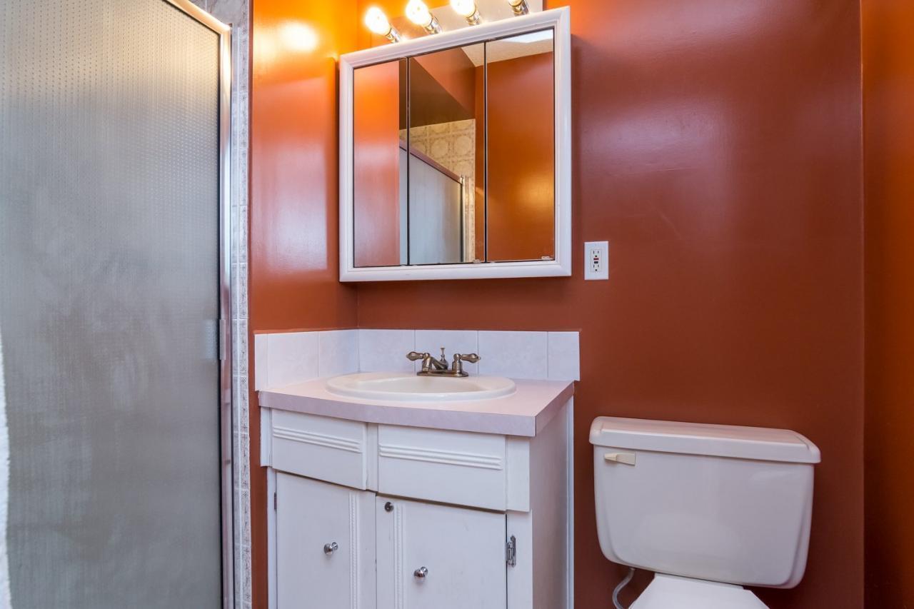 Bathroom 1 at 9473 212a, Langley
