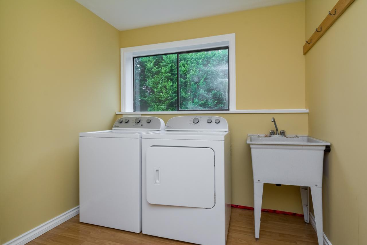 Laundry Room  at 9473 212a, Langley