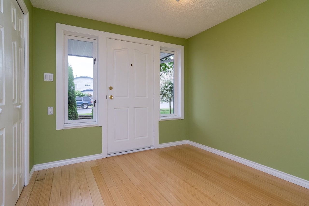 Entry Foyer at 9473 212a, Langley