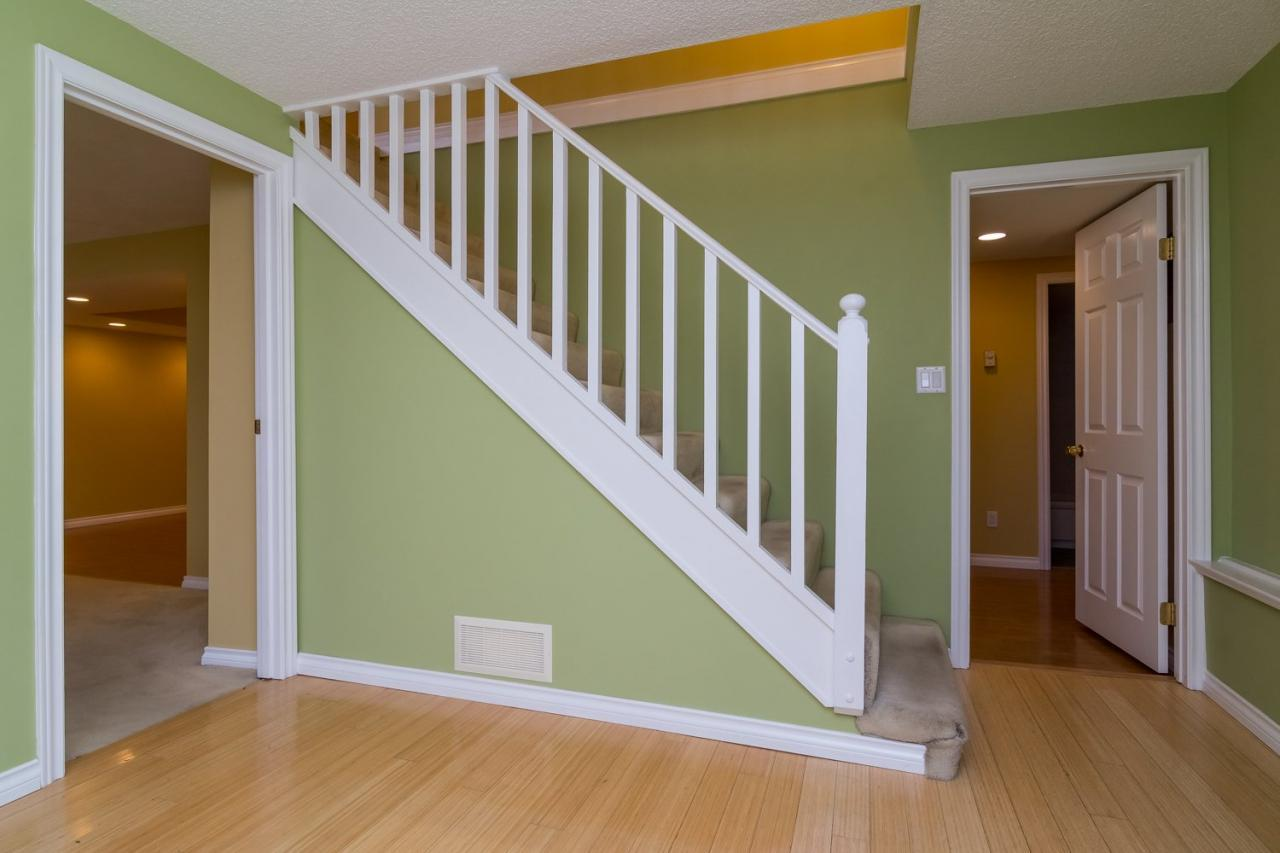 Stairs at 9473 212a, Langley