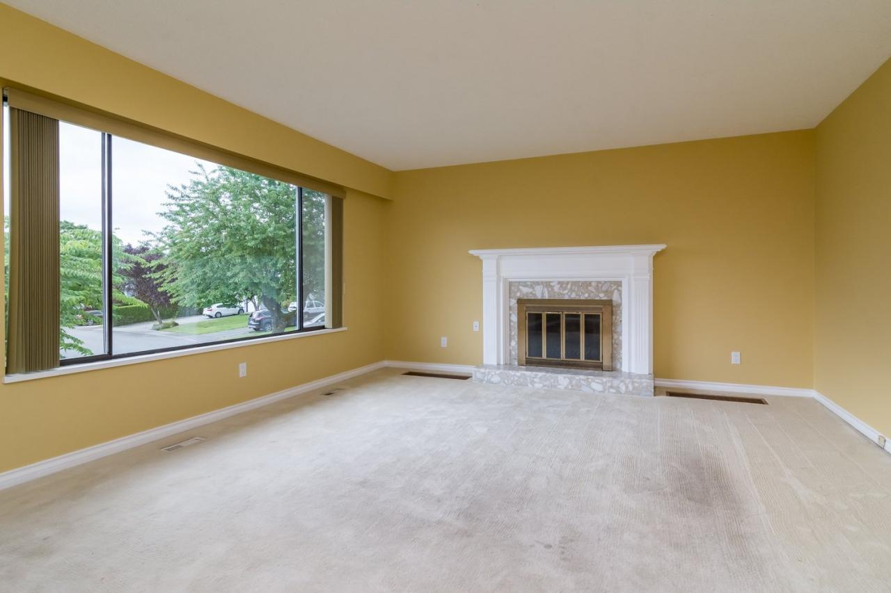 Living Room at 9473 212a, Langley