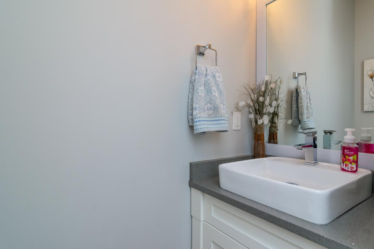 Bathroom at 21169 77b Avenue, Langley