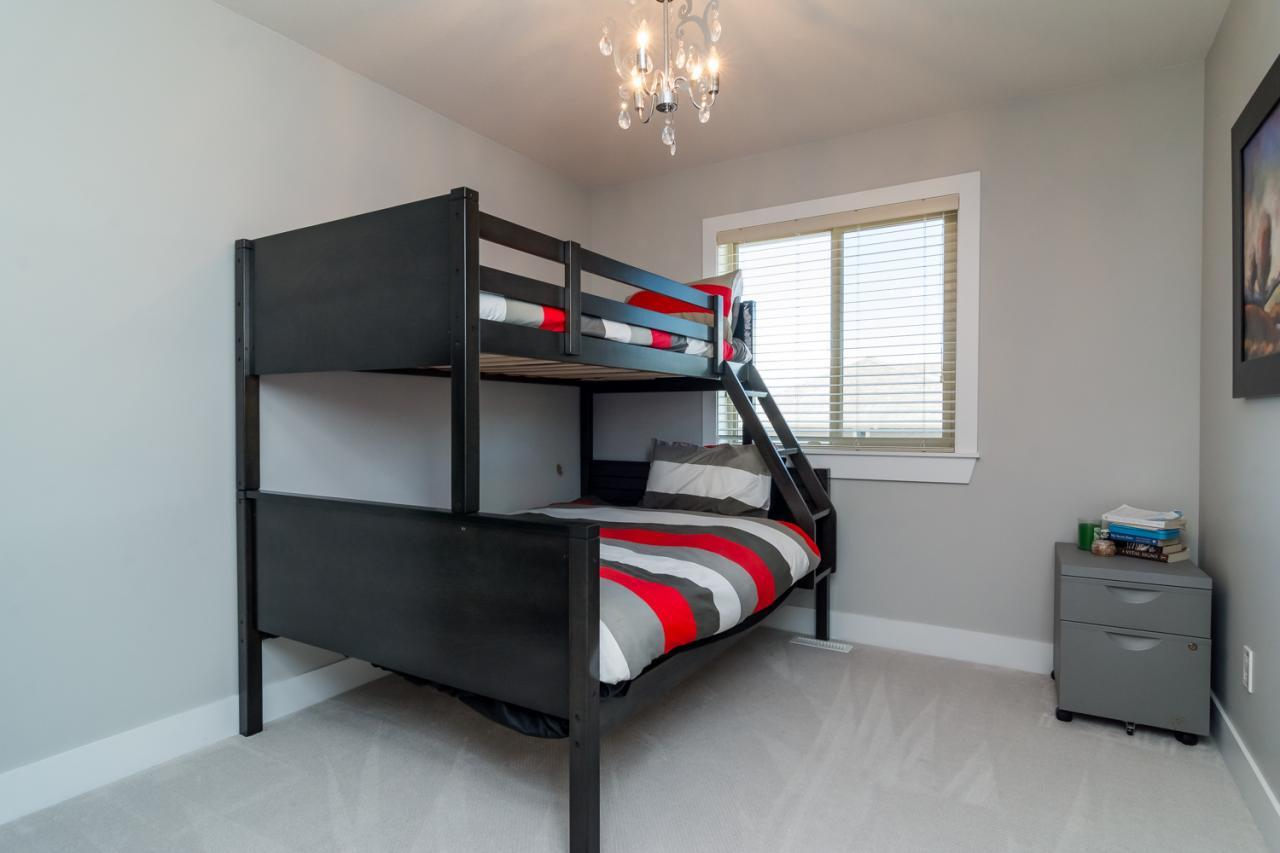 Bedroom at 21169 77b Avenue, Langley