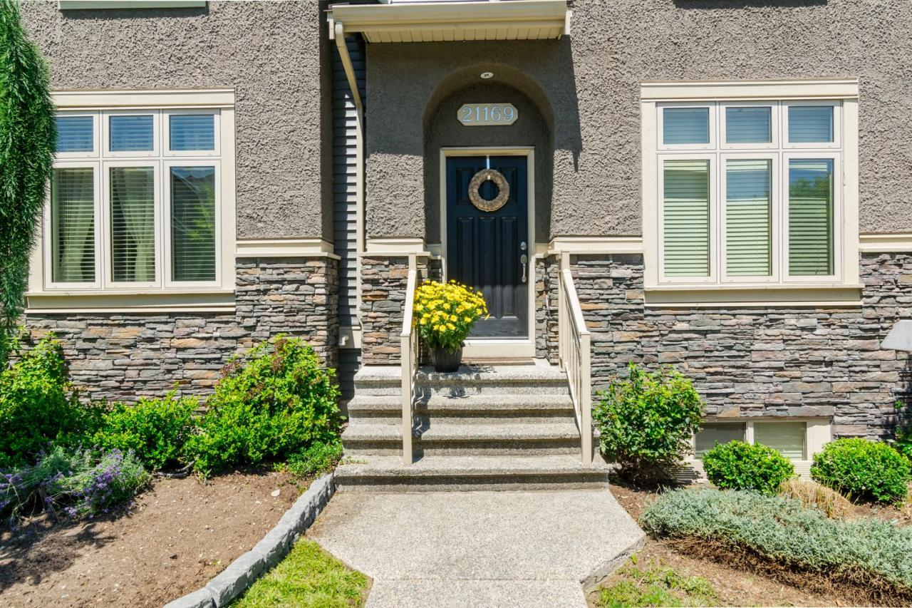 Front Door at 21169 77b Avenue, Langley