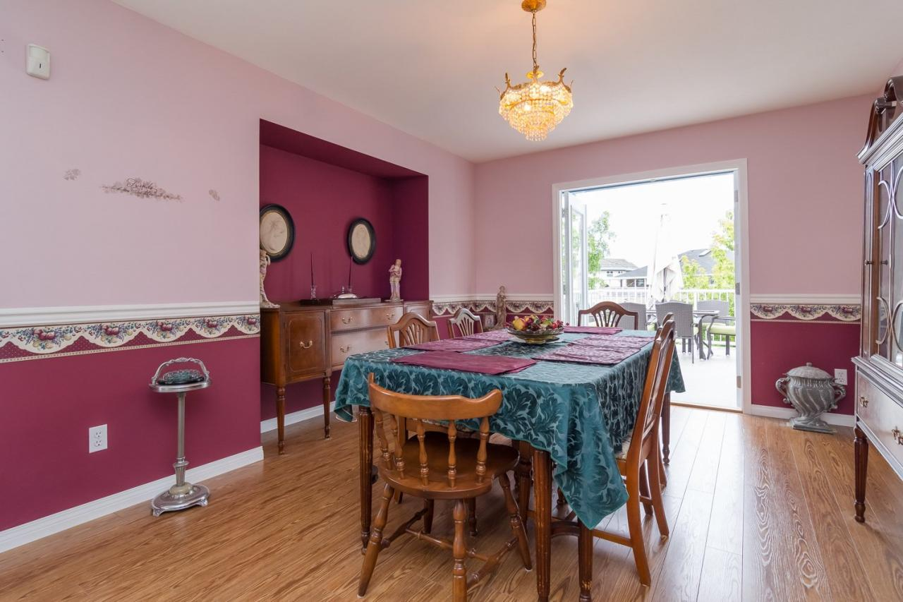 DIning Room at 6375 187a Street, Cloverdale