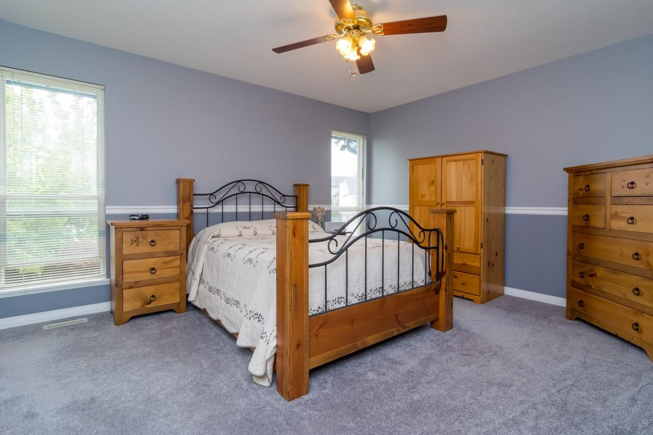 Master Bedroom at 6375 187a Street, Cloverdale